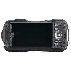リコーイメージング 防水デジタルカメラ WG-50 (ブラック) WG-50BK 商品写真3