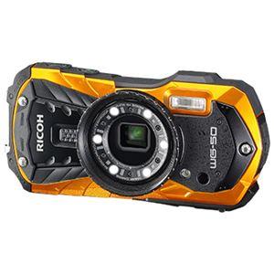リコーイメージング 防水デジタルカメラ WG-50 (オレンジ) WG-50OR 商品写真2