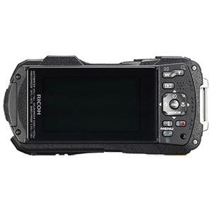リコーイメージング 防水デジタルカメラ WG-50 (オレンジ) WG-50OR 商品写真3