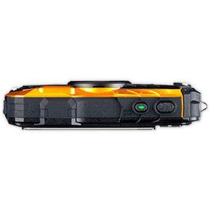 リコーイメージング 防水デジタルカメラ WG-50 (オレンジ) WG-50OR 商品写真4