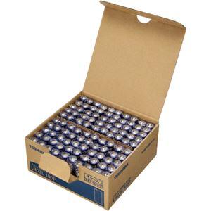 東芝(家電) アルカリ乾電池 単4形 LR03L 100P - 拡大画像