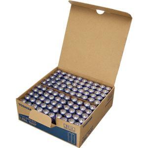 東芝(家電) アルカリ乾電池 単3形 LR6L 100P