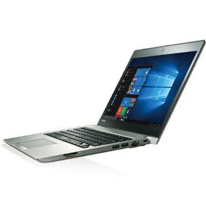 東芝 dynabook R63/D:Corei3-6006U、13.3、4GB、128GB_SSD、10Pro、Office無、WebCAM有 - 拡大画像