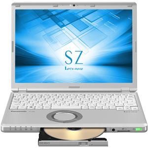 パナソニック Let's note SZ6 DIS専用モデル(Corei5-7200U/8GB/HDD320GB/SMD/W10P64/12.1WUXGA/電池S) - 拡大画像