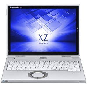 パナソニック Let's note XZ6 法人(Corei7-7600UvPro/16GB/SSD512GB/W10P64/12.0QHD/LTE/顔認証/電池L) - 拡大画像