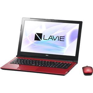 NECパーソナル LAVIE Note Standard - NS150/HAR ルミナスレッド - 拡大画像