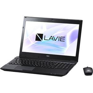 NECパーソナル LAVIE Note Standard - NS350/HAB クリスタルブラック - 拡大画像