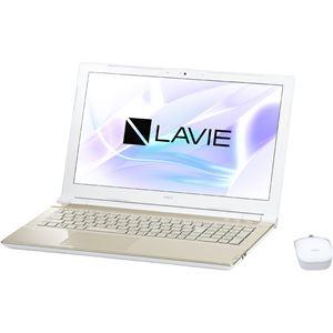 NECパーソナル LAVIE Note Standard - NS700/JAG シャンパンゴールド - 拡大画像