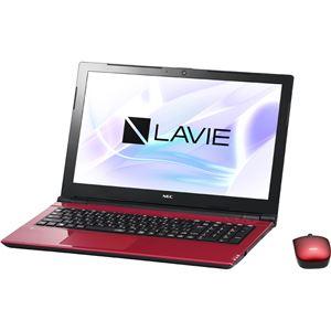 NECパーソナル LAVIE Note Standard - NS700/JAR ルミナスレッド - 拡大画像