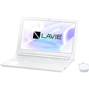 NECパーソナル LAVIE Note Standard - NS700/JAW エクストラホワイト - 拡大画像