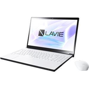 NECパーソナル LAVIE Note NEXT - NX850/JAW グレイスホワイト - 拡大画像
