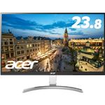 Acer 23.8型ワイド液晶ディスプレイ RC241YUsmidpx(IPS/非光沢/2560x1440/QHD/300cd/4ms/DVI-D(DualLink対応)・HDMI・DisplayPort)