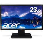 Acer 23.6型ワイド液晶ディスプレイ V246HQLCbid(TN/非光沢/1920x1080/300cd/5ms/ミニD-Sub15ピン・DVI-D24ピン(HDCP対応)・HDMI)