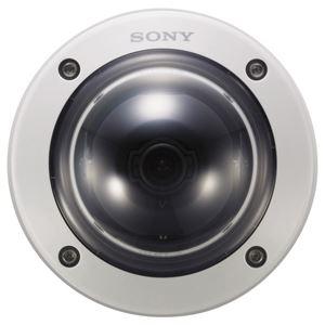 SONY 屋内用ドーム型ネットワークカメラ