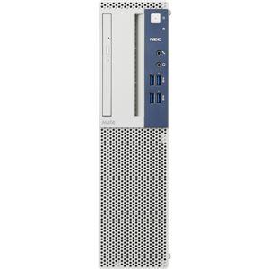 NEC Mate タイプMB (Core i7-7700 3.6GHz/8GB/HDD500GB+Optane 16GB/マルチ/Of Per16/Win10 Pro/リカバリ媒体/3年パーツ)