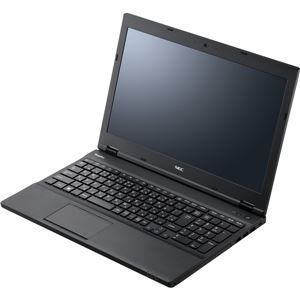 NEC VersaPro タイプVL (Core i3-6100U2.3GHz/4GB/500GB/マルチ/Of無/無線LAN/105キー(テンキーあり)/マウス無/Win7 Pro32(Win10DG)/リカバリ媒体/3年パーツ) - 拡大画像
