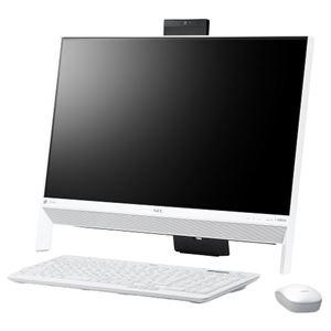 NECパーソナル LAVIE Desk All-in-one - DA350/KAW ファインホワイト