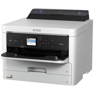 エプソン A4カラービジネスインクジェットプリンター/カラー・モノクロ34PPM/2.4型液晶/耐久性15万ページ - 拡大画像