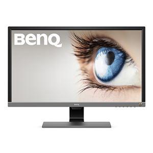 ベンキュー 27.9インチ ゲーミングモニター/ディスプレイ(4K/HDR/TNパネル/1ms/FreeSync対応/HDMI×2/DP1.4/スピーカー/最新アイケア機能B.I.+)