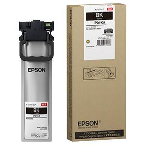 エプソン ビジネスインクジェット用 インクパック(ブラック)/約3000ページ対応