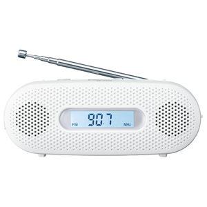 パナソニック FM-AM 2バンドレシーバー (ホワイト)