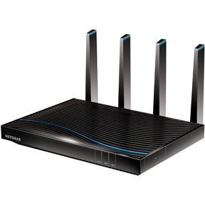 NETGEAR Inc. Nighthawk X8 R8500 802.11ac(2166+2166+1000Mbps)ビームフォーミングプラス対応トライバンド無線LANルーター