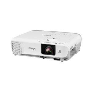 エプソン ビジネスプロジェクター/スペック充実モデル/3800lm/WXGA/1.2倍ズーム/16Wスピーカー/キャリングケース同梱 - 拡大画像