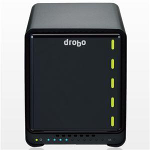 プリンストン Drobo 5N2 NASケース(3.5インチ×5bay)