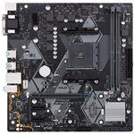 ASUS TeK PRIMEシリーズ AMD B450チップセット搭載 microATXマザーボード