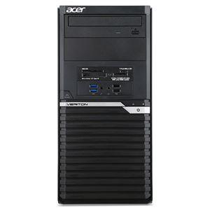 Acer VM6650G-N78UB6 (Core i7-7700/vPro/8GB/256GBSSD/DVD+/-RW/Windows 10 Pro 64bit/DisplayPortx2/HDMI/VGA/1年保証/ブラック/Office Home&Business 2016)