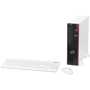 FUJITSU ESPRIMO D558/TX (Core i3-8100/4GB/500GB/DVD/Win10Pro 64bit)