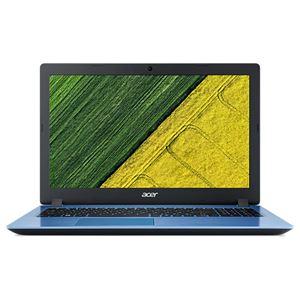 Acer Aspire 3 A315-32-N14U/B (Celeron N4000/4GB/256GBSSD/ドライブなし/15.6型/Windows 10 Home(64bit)/ストーンブルー)