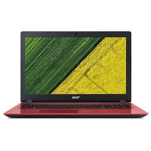 Acer Aspire 3 A315-32-N14U/R (Celeron N4000/4GB/256GBSSD/ドライブなし/15.6型/Windows 10 Home(64bit)/オキシダントレッド)