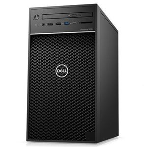 DELL Precision Tower 3630 (Windows 10 ProWorkstations/16GB/Xeon E-2146G/256GB/2000/3年保守/Officeなし) - 拡大画像