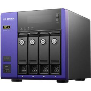 アイ・オー・データ機器 10GbE & インテル Core i3搭載 Windows Storage Server2016採用法人向けNAS 8TB