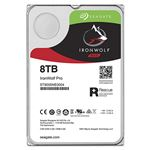 Seagate Guardian IronWolf Proシリーズ 3.5インチ内蔵HDD 8TBSATA6.0Gb/s 7200rpm 256MB