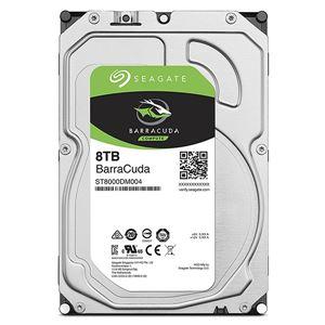 Seagate Guardian Barracudaシリーズ 3.5インチ内蔵HDD 8TB SATA6.0Gb/s 256MB - 拡大画像