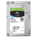 Seagate Guardian SkyHawkシリーズ 3.5インチ内蔵HDD 4TB SATA6.0Gb/s5900rpm 64MB