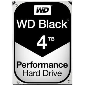WESTERN DIGITAL WD Black 3.5インチ内蔵HDD 4TB SATA6.0Gb/s 7200rpm256MB - 拡大画像
