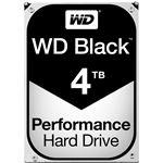 WESTERN DIGITAL WD Black 3.5インチ内蔵HDD 4TB SATA6.0Gb/s 7200rpm256MB