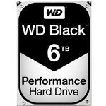 WESTERN DIGITAL WD Black 3.5インチ内蔵HDD 6TB SATA6.0Gb/s 7200rpm256MB
