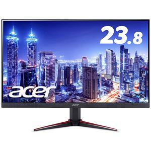 Acer 23.8型ワイド液晶ディスプレイ VG240Ybmiix(IPS/非光沢/1920×1080/16:9/250cd/m^2/100000000:1/1ms/ブラック/ミニD-Sub15ピン・HDMI 1.4 (HDCP2.2対応)/ゲーミング)