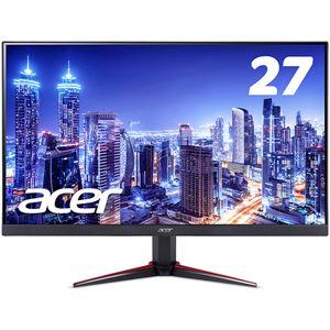 Acer 27型ワイド液晶ディスプレイ VG270bmiix(IPS/非光沢/1920×1080/16:9/250cd/m^2/100000000:1/1ms/ブラック/ミニD-Sub15ピン・HDMI 1.4 (HDCP2.2対応)/ゲーミング)