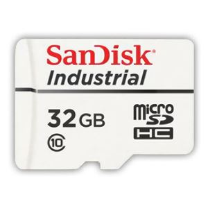 サンディスクIndustrialmicroSDXCカード32GBClass10高耐久性モデル国内正規代理店品