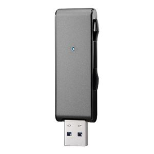 アイ・オー・データ機器 USB3.1 Gen 1(USB3.0)対応 USBメモリー 32GB ブラック
