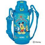 サーモス 真空断熱スポーツボトル 0.5L Disney ブルーライム