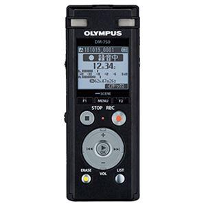 オリンパス ICレコーダー Voice-Trek (ブラック) - 拡大画像