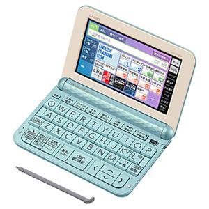 カシオ計算機 電子辞書 EX-word XD-Z4800 (209コンテンツ/高校生モデル/ブルー) - 拡大画像