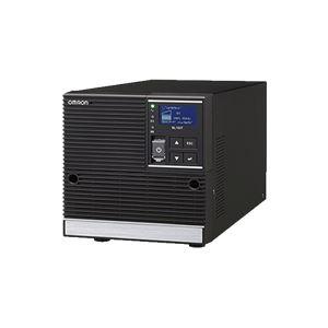 オムロン 無停電電源装置ラインインタラクティブ/1000VA/900W/据置型/リチウムイオンバッテリ電池搭載 - 拡大画像