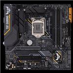 ASUS TeK 【Aura Sync対応】TUFシリーズ Intel Z390チップセット搭載mATXマザーボード